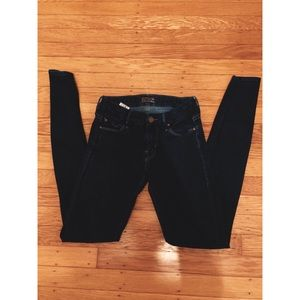 Mother Dark Wash Jeans